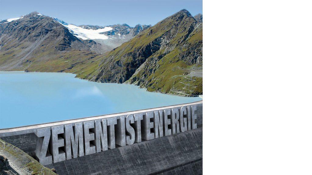 Compositing Schweizer Zement